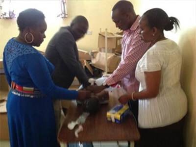 BEmONC equips health care workers with much needed skills for quality service provision