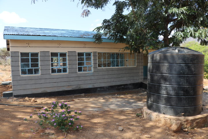 Upgraded South horr dispensary maternity wing